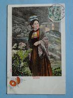 Cpa Suisse -- BRIG -- Wallis - Valaisienne - Cpa 1906 - VS Valais