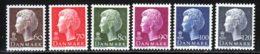 Danemark 1974 Yvert 567 / 572 ** TB - Unused Stamps