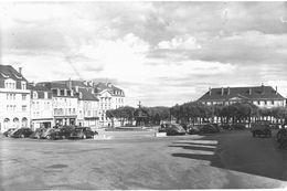 8506 - 23 - CREUSE - GUERET - Place Bonnyaud - L'Hôtel De Ville - Guéret