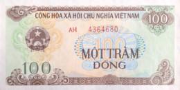 Vietnam 100 Dong, P-105a (1991) - UNC - Vietnam