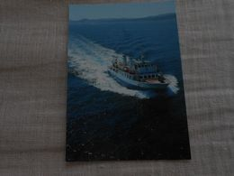 Amour Des Iles XI  - ( Société TLV ) -  Bateau Déservant Les îles De Porquerolles - Port Cros - Le Levant - Ferries