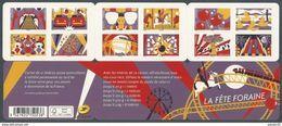 Carnet N° 1430 , Fête Foraine ,  Neuf Et Non Plié - Carnets