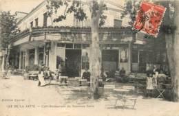 NEUILLY SUR SEINE ILE DE LA JATTE CAFE RESTAURANT DU NOUVEAU PARIS - Neuilly Sur Seine