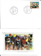 CHAMPIONNATS DU MONDE ATHLETISME HANDISPORT VILLENEUVE D'ASCQ 2002 - WORLD CHAMPIONSHIPS HANDISPORT ATHLETICS - Handisport