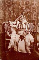 RÂMNICU VÂLCEA : PORT / COSTUM TRADITIONAL - CARTE VRAIE PHOTO / REAL PHOTO POSTCARD ~ 1913 (ae871) - Roumanie