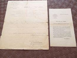 DIVERS DOCUMENTS - Documents