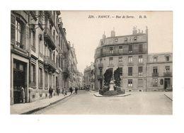 NANCY (54) - Rue De Serre - Nancy