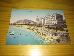 "Postcard ""Hotel Continental Palace, San Sebastian"" - Other"