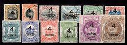 Bornéo YT N° 86/97 Oblitérés. B/TB. A Saisir! - Bornéo Du Nord (...-1963)