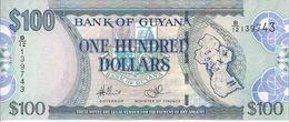 GUYANA - 100 Dollars 2005-2016 - UNC - Guyana