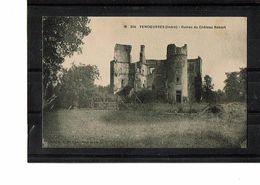 36 - VENDOEUVRES - Ruines Du Château Robert  - 720 - France
