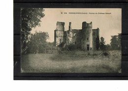 36 - VENDOEUVRES - Ruines Du Château Robert  - 720 - Francia