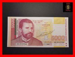 BULGARIA 5.000 5000 Leva 1997  P. 111 UNC - Bulgarie