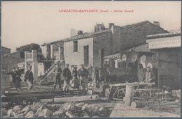 Leucates Barcarès , Atelier Grand , Train , Animée - Leucate