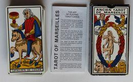 Ancien Jeu De Tarot De Marseille 1980 Grimaud Voyance Cartomancie Complet Très Bon état - Tarocchi