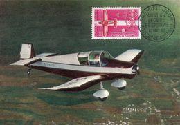 Aviation Avion Jodel-Wassmer D 120 Avion De Tourisme Wassmer Aviation - 1946-....: Era Moderna
