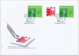 Zumstein 1327 / S94 Illusdtriertes FDC In Einwandfreiem Zustand - Unclassified