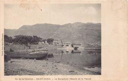 ILE DE LA REUNION  - Saint DENIS - Le Barachois ( Bassin De La Passe ) - Saint Denis