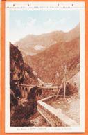 SUN059 Les Gorges De KERRATA Algérie Route De SETIF à BOUGIE Pont 1920s Phototypie PHOTO ALBERT Alger N°4 - Altre Città