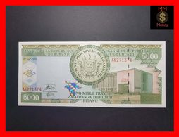 BURUNDI 5.000 5000 Francs  5.2.2005  P. 42  UNC - Burundi
