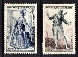 FRANCE 1953 -  Y.T. N° 956 Et 957 - NEUFS** - Ungebraucht