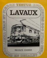 11666 - Locomotive Electrique Lavaux Testuz - Treni