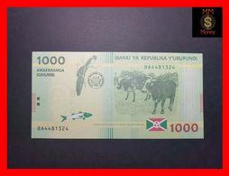BURUNDI 1.000 1000 Francs 15.1.2015  P. 51  Hybrid  UNC - Burundi
