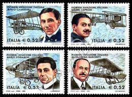 Italia / Italy 2003: Pionieri Dell'aviazione / Aviation Pioneers ** - Flugzeuge