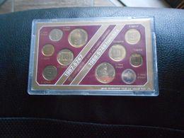 ISRAEL  1987  -  1988  -  PROOF  MINT SET  -  ORIGINAL  BOX - Israele
