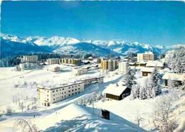 Suisse - Crans Sur Sierre - Vue Partielle De La Station - CPM - Voir Scans Recto-Verso - VS Valais
