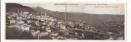 Alpes Maritimes Grasse Vue Panoramique Funiculair éléctrique Reliant La Gare P.L.M à La Ville - Grasse