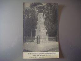 France - Manche (50) - Monument Des Enfants De GONFREVILLE L'ORCHER --- Morts Pour La France 1914-1918 - Other Municipalities