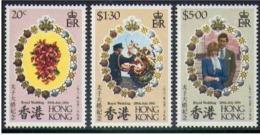 -Hongkong-1981- Princess Diana's Wedding MNH (**) - Hong Kong (...-1997)
