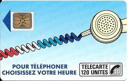 CARTE-PUBLIC-120U-Ko10A.610-SC5On-OFFSET GLACEE-Texte 1-CORDON BLEU-V°6Pe-105340-/Hors CADRE-BE-RARE - France