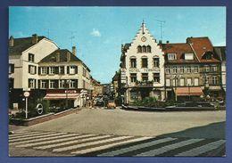 57. Saint-Avold. Hôtel Terminus. Corso. 1985 - Saint-Avold
