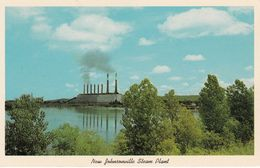 New Johnsonville Steam Plant , Tennessee River , 50-60s - Autres