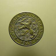 Surinam 1 Cent 1943 P - Monnaies