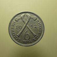 Southern Rhodesia 6 Pence 1952 - Rhodesia