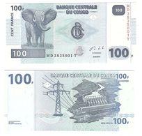 Congo DR - 100 Francs 2013 UNC Lemberg-Zp - Democratic Republic Of The Congo & Zaire