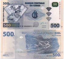 Congo DR - 500 Francs 2013 UNC Lemberg-Zp - Democratic Republic Of The Congo & Zaire