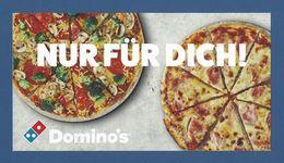 Xx07xx ★★ DIALOGPOST Ein Service Der Deutschen Post - Domino`s Schwerin - Pizza Bestellung - BRD