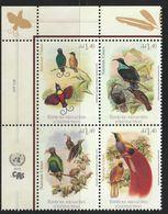 Nations Unies (Genève) - N°913/6 ** (2015) Protection De La Nature : Oiseaux - Neufs