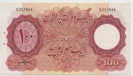 PAKISTAN P. 14b 100 R 1953 XF - Pakistan