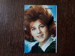 L18/183 Chromo Image . Sheila - Trade Cards