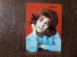 L18/184 Chromo Image . Sheila - Trade Cards