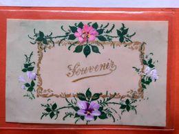 CPA.  En Celuloïde. Souvenir.  (D1.804) - Fancy Cards