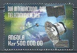 Angola YT N°1263 Journée Mondiale Des Télécommunications Neuf ** - Angola