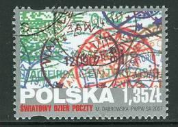 POLAND 2007  MICHEL NO:4333   Used - 1944-.... Republic