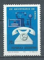 Argentine YT N°955 Téléphone Automatique Neuf ** - Ungebraucht