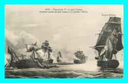 A849 / 365  Napoléon Ier Et Son Temps Combat Naval Devant CADIX ( Bateau ) - Bateaux